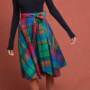 Anthropologie skirt size 4